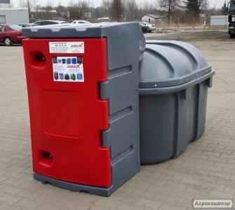 Zbiornik na olej napędowy dwupłaszczowy 1500 litrów AMAX raty!!!