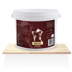 Biotin HORSE - zdrowe kopyta 1kg
