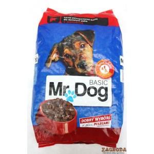 Karma sucha z wołowiną MR. DOG Basic 10kg