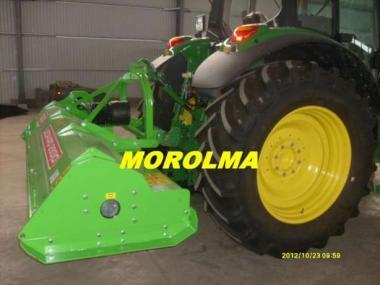 HIT Kosiarka bijakowa rozdrabniacz do kukurydzy TALEX LEOPARD do traw