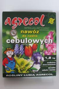 Nawóz do roślin cebulowych Agrecol 1,2kg