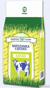 MIESZANKA ŁĄKOWA SAFARI R-IIII
