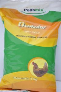 Polfamix Ovokolor kury nioski 1kg