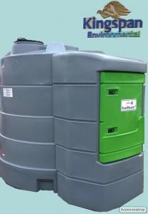 Zbiornik na paliwo, olej napędowy (ON) 5000 L- CPN