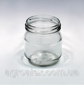 Słój szklany 0,25 l