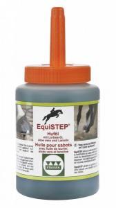 Equistep - olej do kopyt z pędzelkiem 450ml