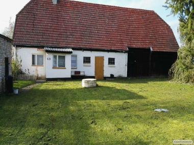 Na sprzedaż dom otoczony polami :) Około 50km od Szczecina.