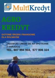 agroKredyt~~ specjalna oferta kredytowa dla rolników
