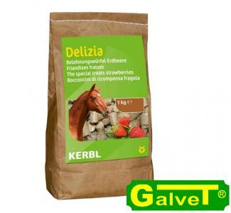 Delizia musli truskawkowe 1kg