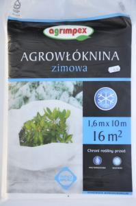 Agrowłóknina zimowa 1,6m x 10m Agrimpex