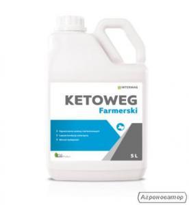 Ketoweg farmerski na ketozę u bydła, braki energii, wzmocnienie