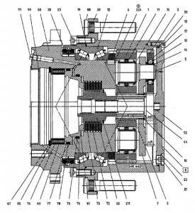 Naprawa reduktorów samochodów ciężarowych