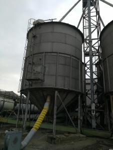 Silosy zbożowe Petkus 15o ton