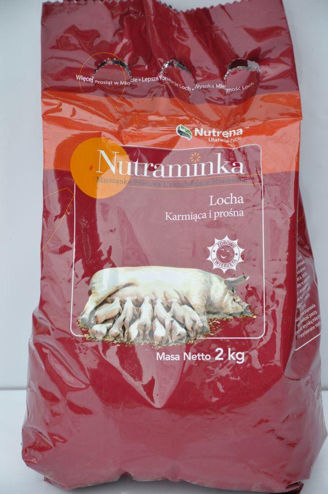 Nutraminka Locha – Karmiąca i Prośna 2kg NUTRENA