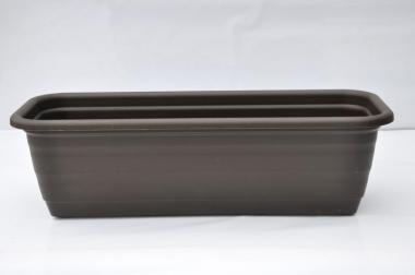 Skrzynka balkonowa Natura – prostokątna 40cm