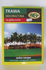 Trawa Dekoracyjna na gleby suche Granum 1kg