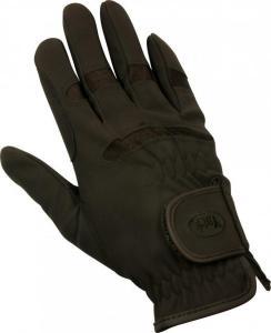 Rękawiczki Sorena - brązowe i szare