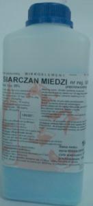 GALVET SULMID (siarczan miedzi, cuprum sulf.) 1kg dodatek paszowy
