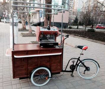 Rowery gastronomiczne, handlowe