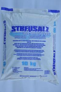 Sól drogowa z antyzbrylaczem 10 kg