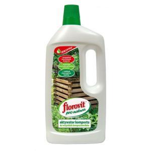 Aktywtor kompostu FLOROVIT Pro Natura 1L