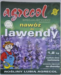 Nawóz do Lawendy Agrecol 1,2kg