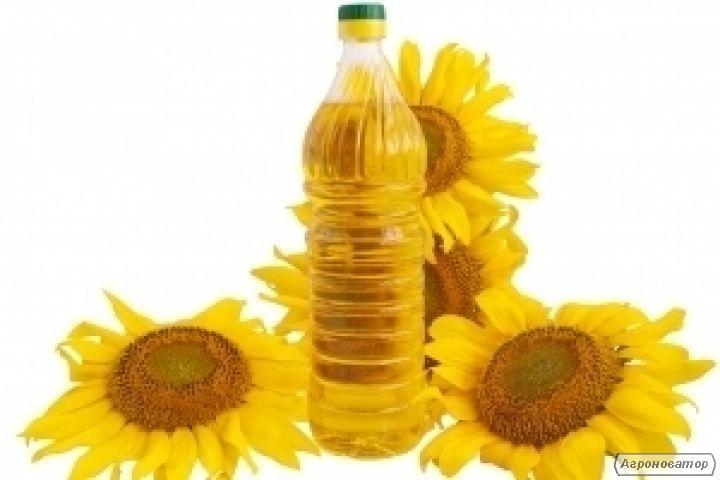 Olej słonecznikowy surowy pierwszego tłoczenia
