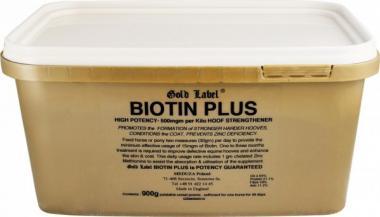 Biotin Plus -biotyna z cynkiem 900g