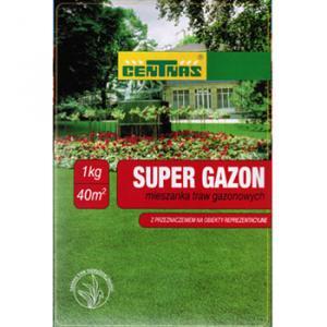 Mieszanka trawnikowa Centnas Super Gazon 1kg