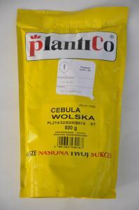 Cebula Wolska Plantico 500g