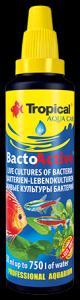 BACTO-ACTIVE żywe kultury bakterii do akwarium słodkowodnego i morskiego 10x100ml