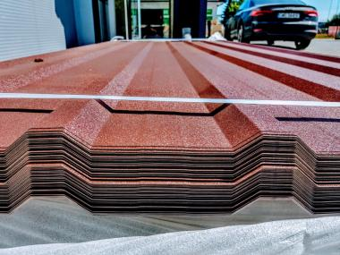 EkoFala - ekologiczny eternit - płyty włóknocementowe
