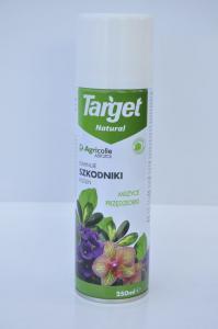 Aerozol na szkodniki Agricolle Target Natural 250 ml