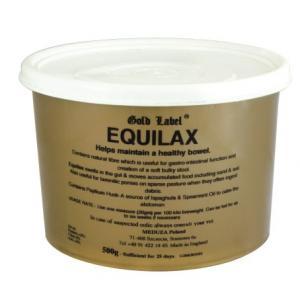 Equilax - odpiaszczanie i kolki 500g