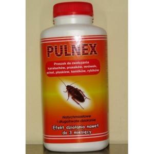 Pulnex - proszek na prusaki