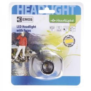 Latarka czołowa LED 3W P3512