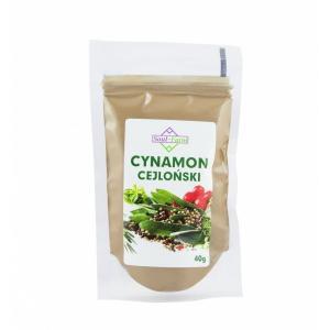 Cynamon CEJLOŃSKI przyprawa 40g