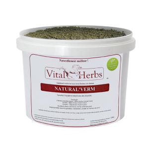 Natural Verm – środek do odrobaczania w postaci granulatu 1kg