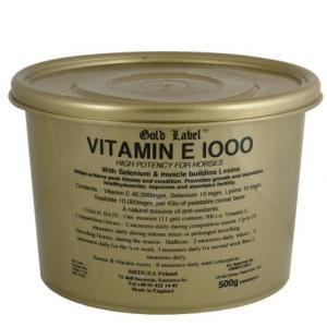 Vitamin E 1000 - witamina E 500g