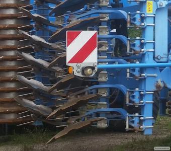 LEMKEN SOLITAIR 9/600 KA-DS + LEMKEN RUBIN 9/600 KUA - 2012 ROK