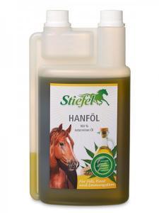 Hanfol Stiefel olej konopny 1l