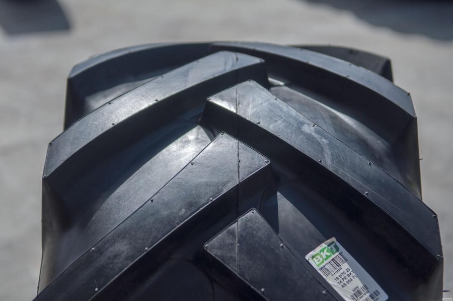 Opony do wózków widłowych