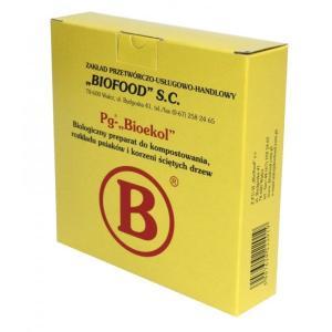 Bioekol Komposter, ROZKŁAD PNI Biofood 300g