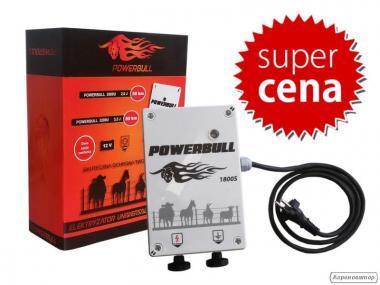 Pastuch elektryczny Powerbull 1800S