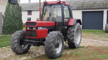 Case International 956XL 4x4