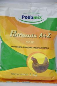 Polfamix A+Z nioska 1kg – mieszanka paszowa