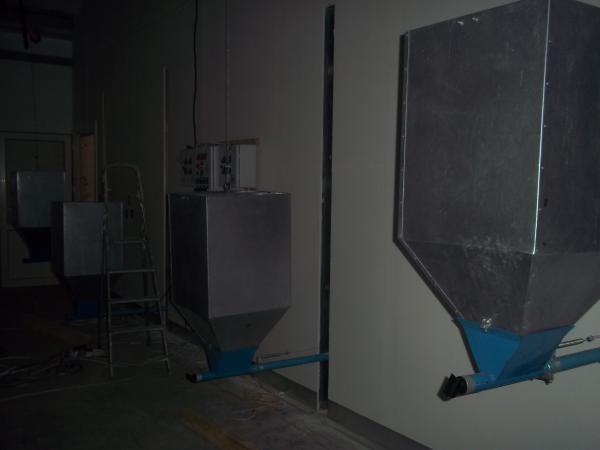 Напольное оборудование для выращивания бройлеров 22