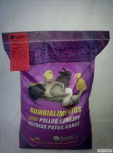 Kiszonki kombinowane dla królików