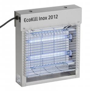 Elektryczna lampa owadobójcza Inox 2012, 2 x 6 W