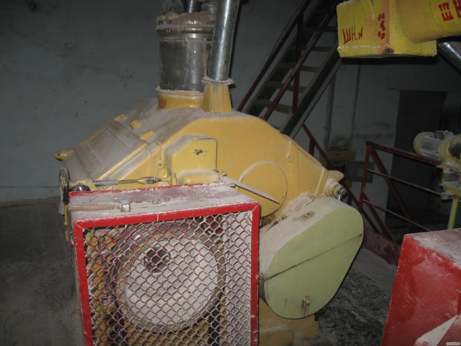 Linia do produkcji mąki i kaszy